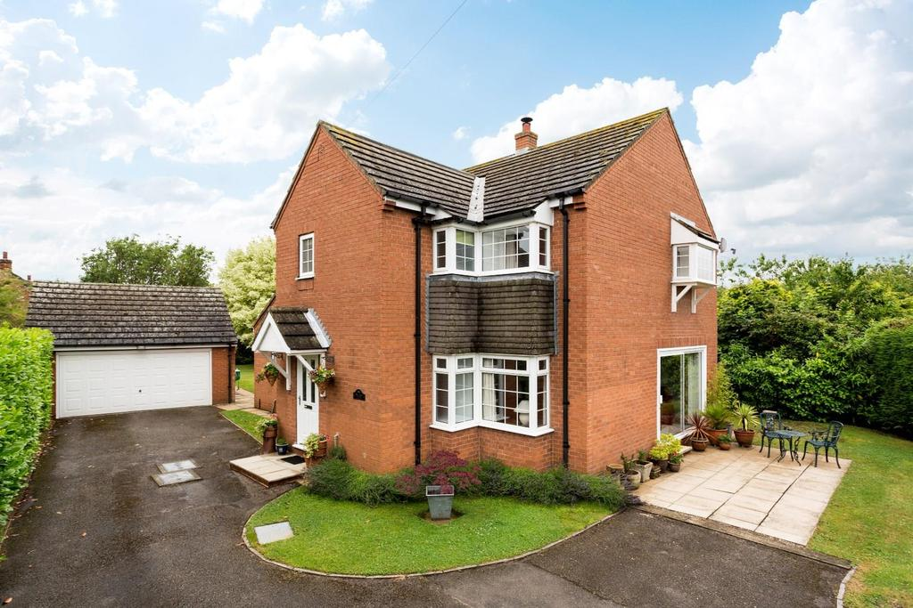 4 Bedrooms Detached House for sale in School Lane, North Duffield, Selby