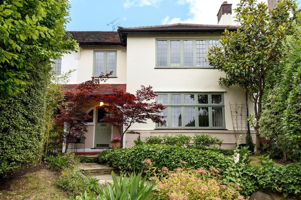 5 Bedrooms Semi Detached House for sale in Lansdowne Road, Muswell Hill, N10