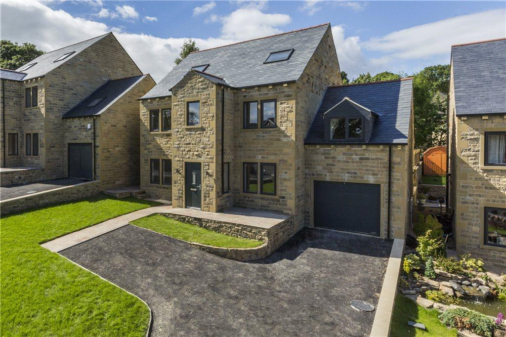 6 Bedrooms Detached House for sale in Gilstead Lane, Gilstead, Bingley, West Yorkshire