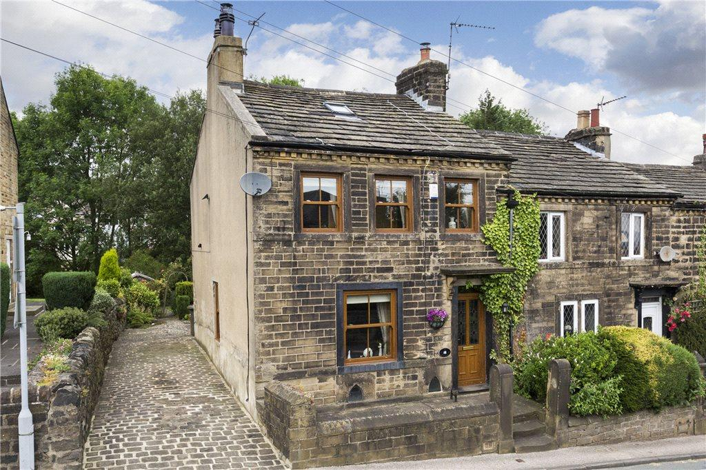 2 Bedrooms End Of Terrace House for sale in Long Lane, Harden, Bingley, West Yorkshire