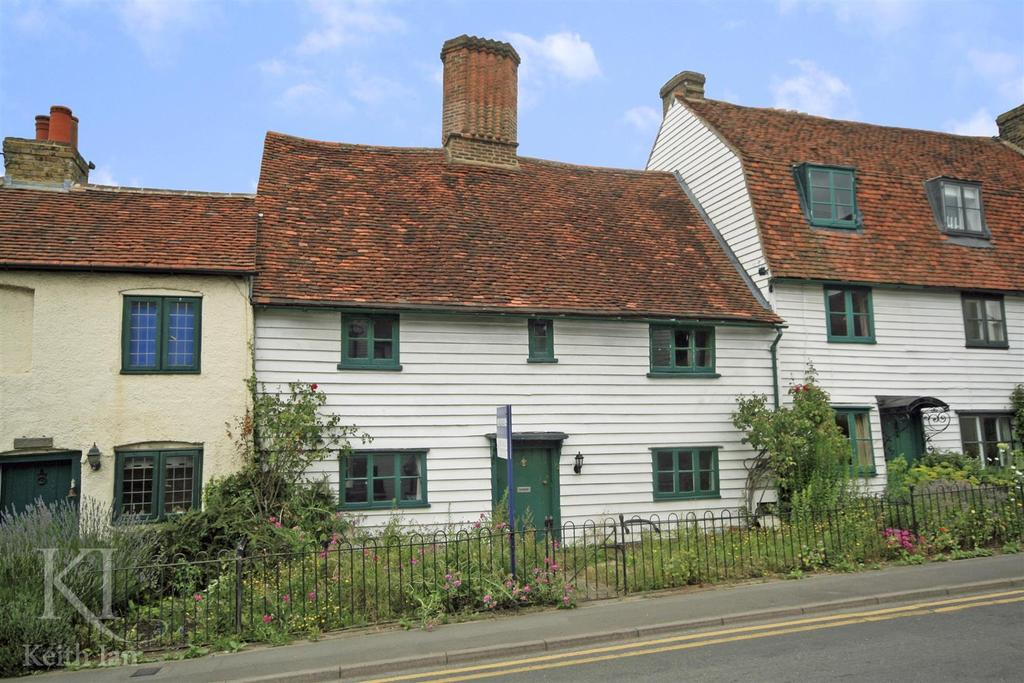 3 Bedrooms Terraced House for sale in Harlow Road, Roydon