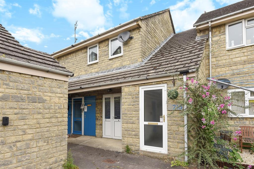 2 Bedrooms Maisonette Flat for sale in Corn Street, Witney