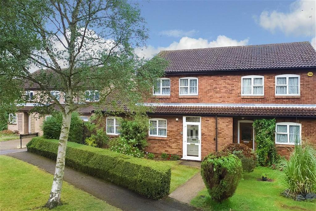 3 Bedrooms Semi Detached House for sale in Runcie Close, St Albans, Hertfordshire