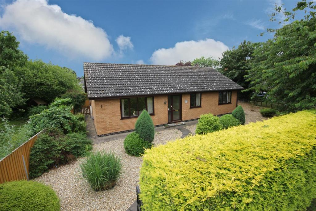 3 Bedrooms Detached Bungalow for sale in Mill View, Main Road, Maltby Le Marsh