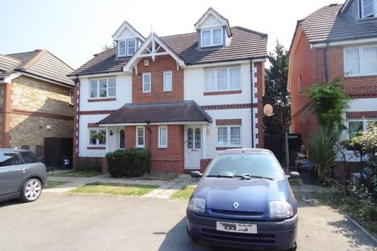 4 Bedrooms House for sale in Shelburne Drive, Whitton, Hounslow
