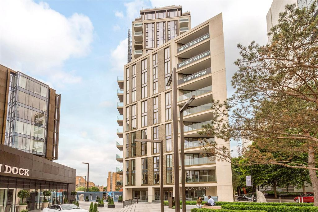 3 Bedrooms Flat for sale in Admiral Wharf, 9 Virginia Street, London, E1W
