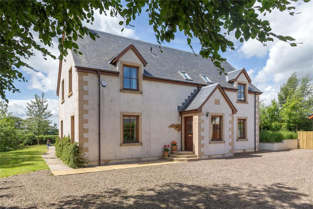 4 Bedrooms Detached House for sale in Kirklee, Westruther, Gordon, Berwickshire, Scottish Borders