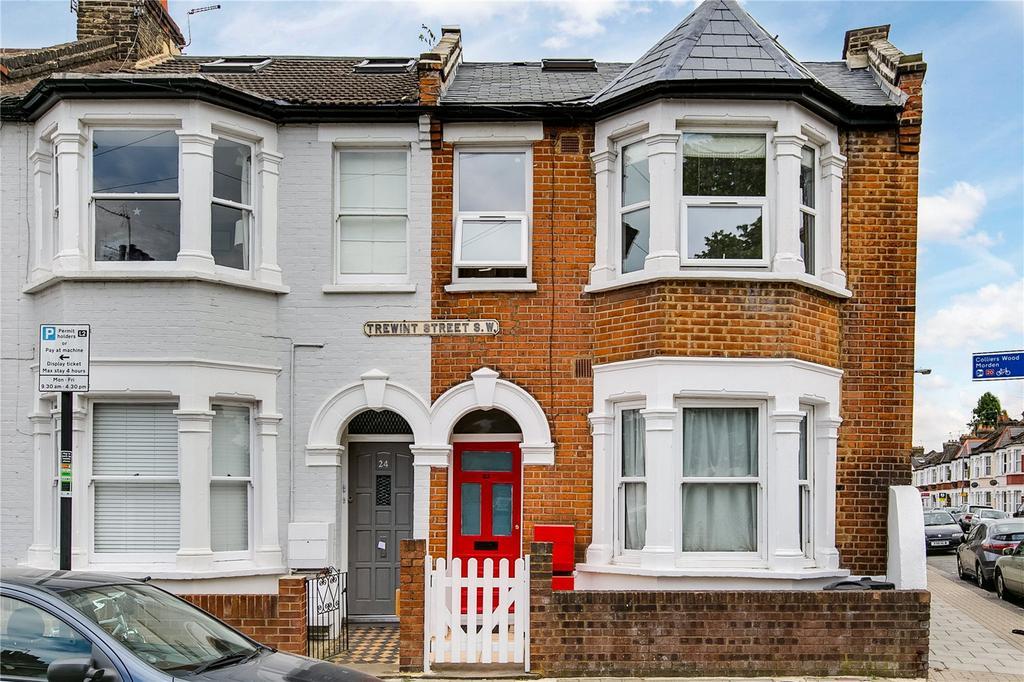 4 Bedrooms Flat for sale in Trewint Street, London