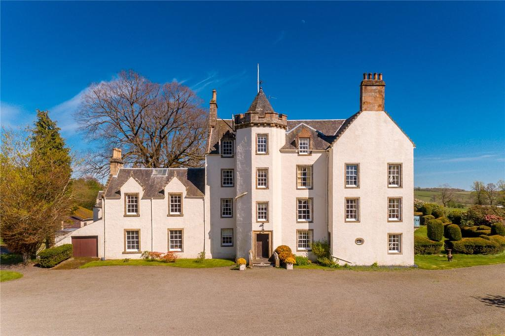 9 Bedrooms Equestrian Facility Character Property for sale in Auchenbowie House, Auchenbowie, Stirling, FK7