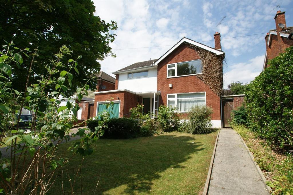 4 Bedrooms Detached House for sale in Church Lane, Lillington, Leamington Spa