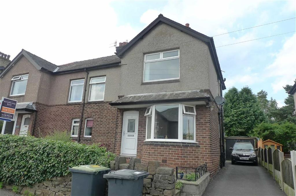 3 Bedrooms Semi Detached House for sale in Princes Road, Chinley, High Peak