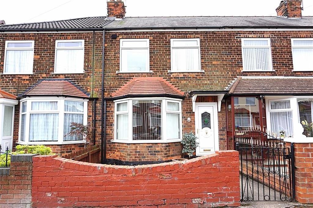 2 Bedrooms Terraced House for sale in Cambridge Road, Hessle, Hessle, HU13