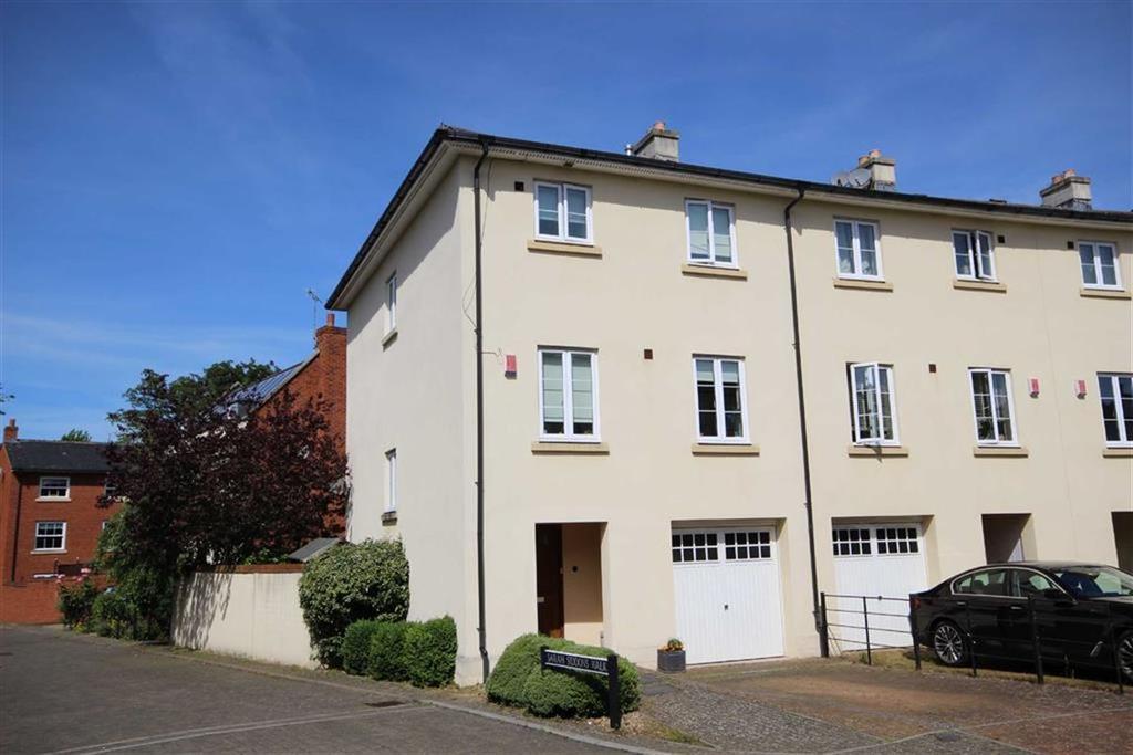 4 Bedrooms Town House for sale in Arthur Bliss Gardens, The Park, Cheltenham, GL50