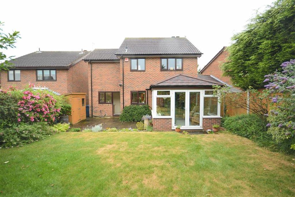 4 Bedrooms Detached House for sale in Sloane Court, West Bridgford