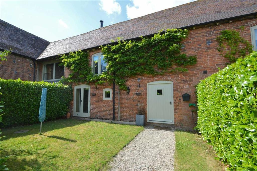 3 Bedrooms Barn Conversion Character Property for sale in Stapleton, Dorrington, Shrewsbury