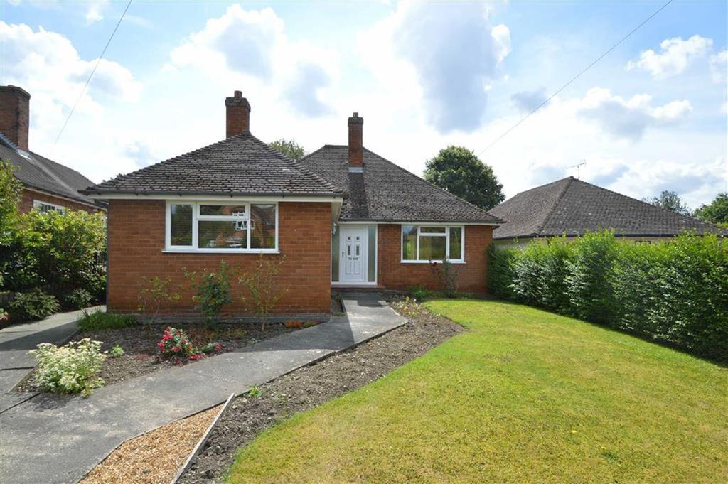 3 Bedrooms Detached Bungalow for sale in Oak Street, Belle Vue, Shrewsbury