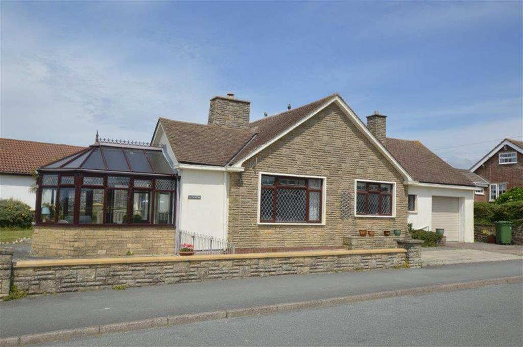 3 Bedrooms Detached Bungalow for sale in Glynafon, Pier Road, Tywyn, Gwynedd, LL36