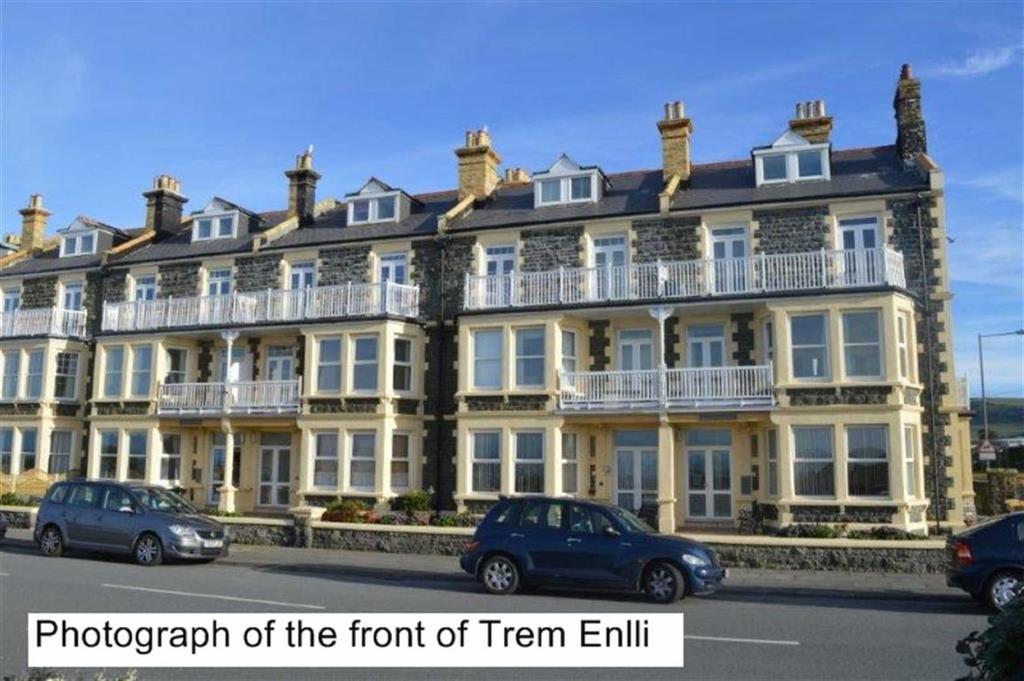 1 Bedroom Flat for sale in 3, Trem Enlli, Tywyn, Gwynedd, LL36