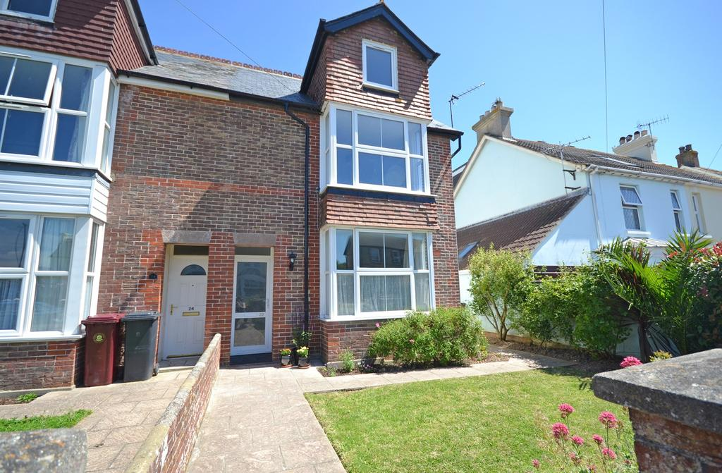 2 Bedrooms Flat for sale in Manor Road, Selsey, PO20