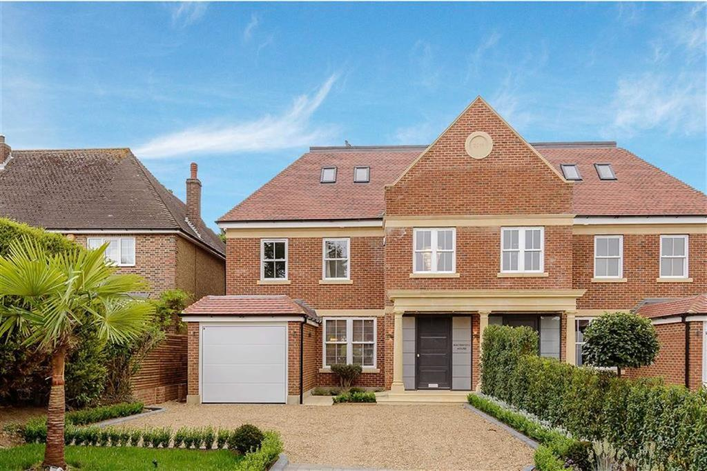 Mymms Drive Brookmans Park Hertfordshire 5 Bed House For