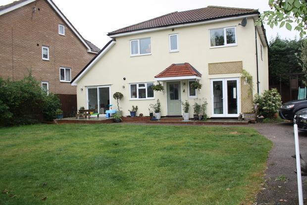5 Bedrooms Detached House for sale in Doddington Road, Wimblington, March, PE15