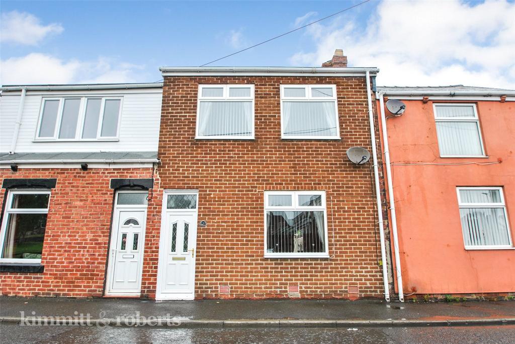 2 Bedrooms Terraced House for sale in Elemore Lane, Easington Lane, Houghton le Spring, DH5