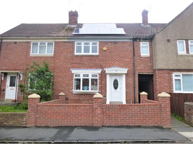 2 Bedrooms Semi Detached House for sale in RINGWOOD SQUARE, REDHOUSE, SUNDERLAND NORTH