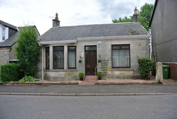 3 Bedrooms Detached House for sale in 17 Dunlop Street, Strathaven, ML10 6LA