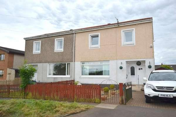 3 Bedrooms Semi-detached Villa House for sale in 51 Threestanes Road, Strathaven, ML10 6EB