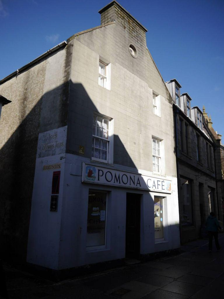 7 Bedrooms Detached House for sale in Pomona Cafe and BB, 9 Albert Street, Kirkwall