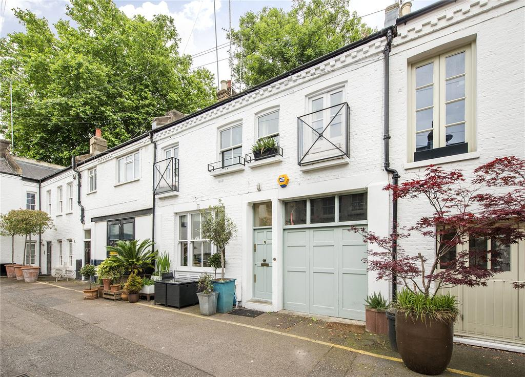 3 Bedrooms Mews House for sale in Codrington Mews, London, W11
