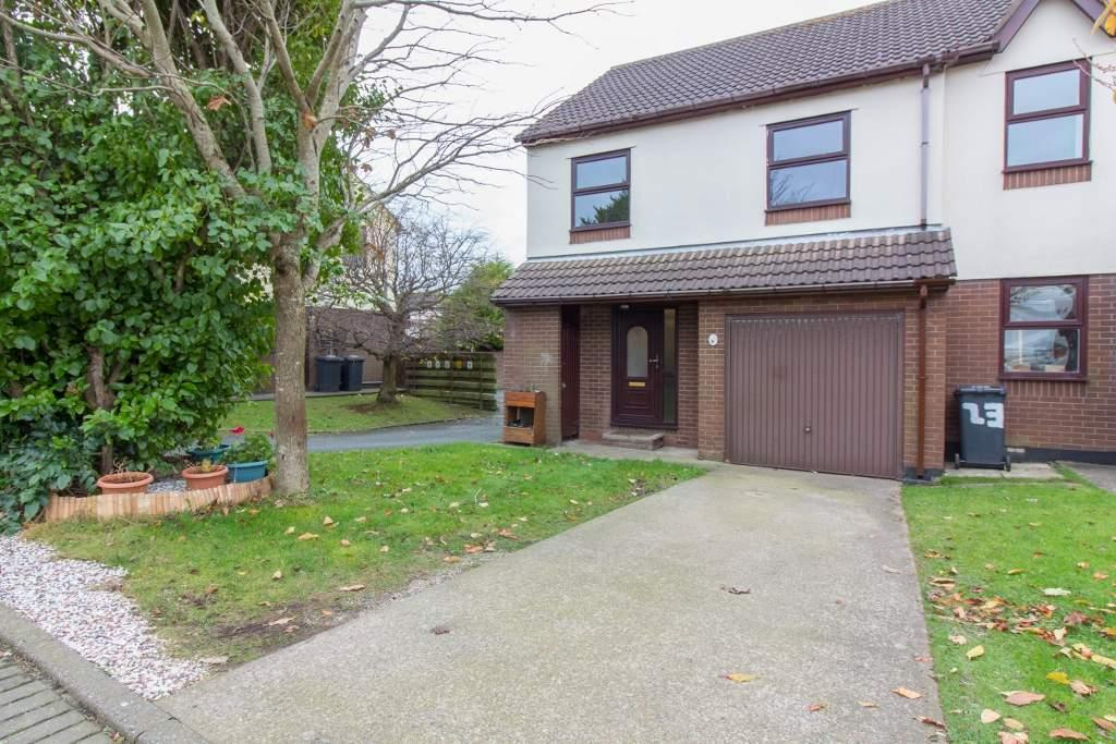 3 Bedrooms Semi Detached House for sale in 21 Cronk Y Berry Avenue, Douglas, IM2 6HG