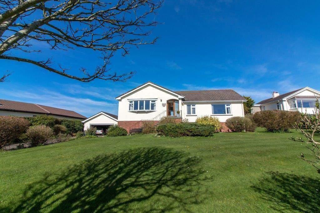 4 Bedrooms Detached House for sale in White Croft, Ballakillowey, Colby, IM9 4BF