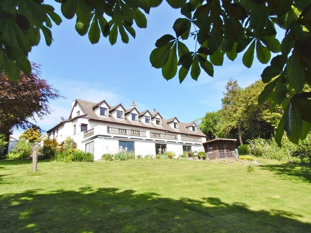 5 Bedrooms Detached House for sale in Oakwood Lodge, Ramsey Road, Laxey, IM4 7PX