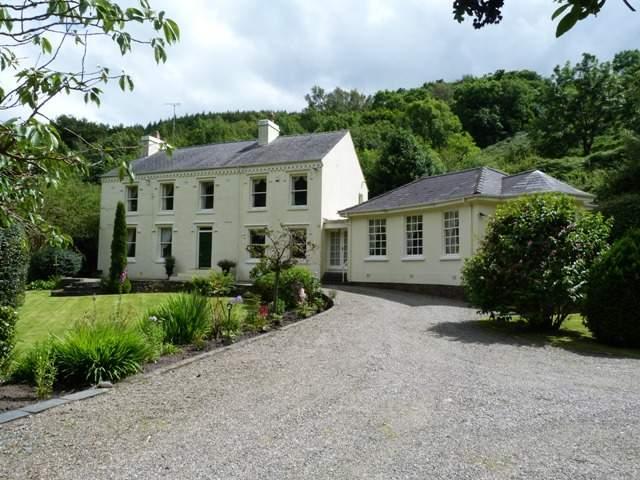 5 Bedrooms Detached House for sale in Glen Auldyn Lodge, Lezayre, IM8 2TA