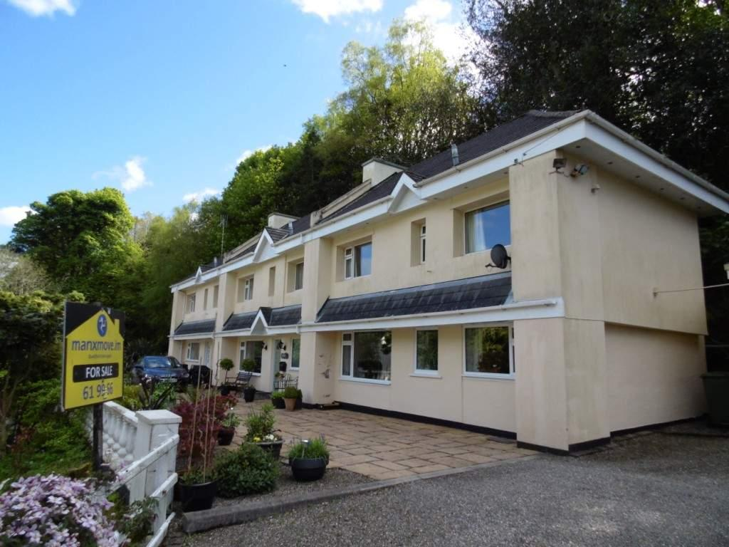 4 Bedrooms Detached House for sale in Riverside House, Off Glen Road, Laxey, IM4 7AT