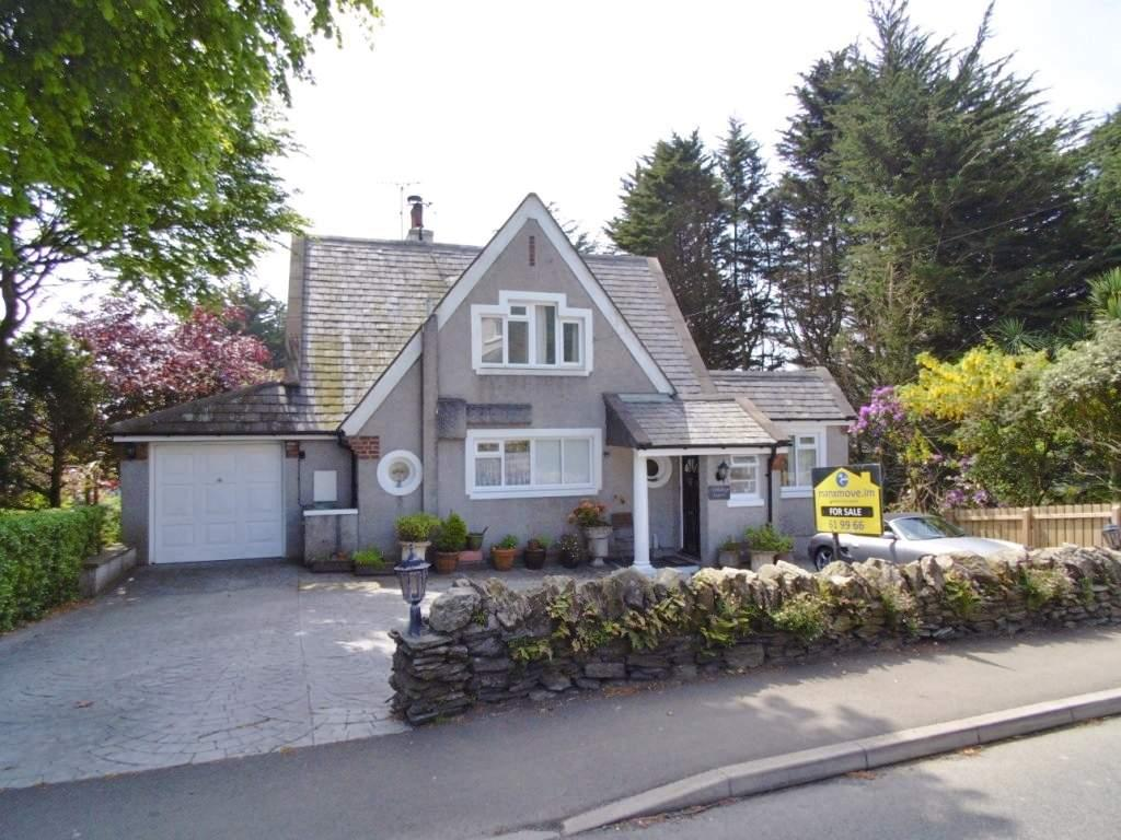 4 Bedrooms Detached House for sale in Ventridge House, Ramsey Road, Laxey, IM4 7PX