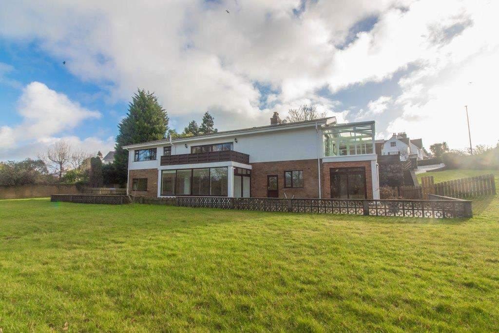 6 Bedrooms Detached House for sale in Quarterbridge House, Quarterbridge Road, Douglas, IM2 3RL