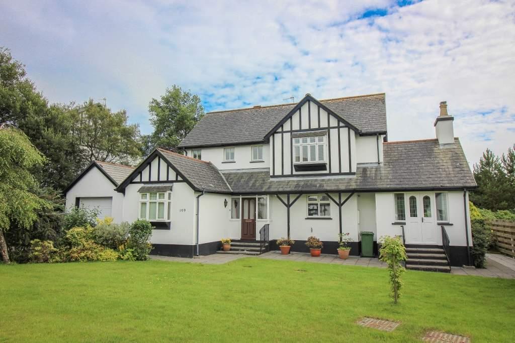 4 Bedrooms Detached House for sale in 109 Fairways Drive, Mount Murray, Santon, IM4 2JE