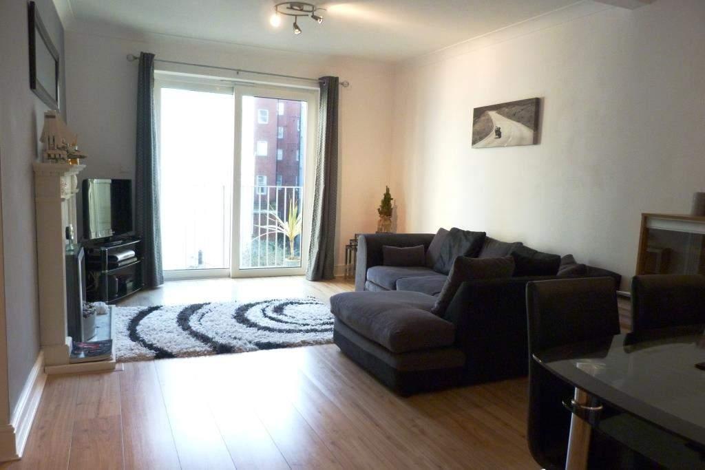 2 Bedrooms Apartment Flat for sale in 1 Villa Court Apartments, Villa Court, Douglas, IM2 4EA