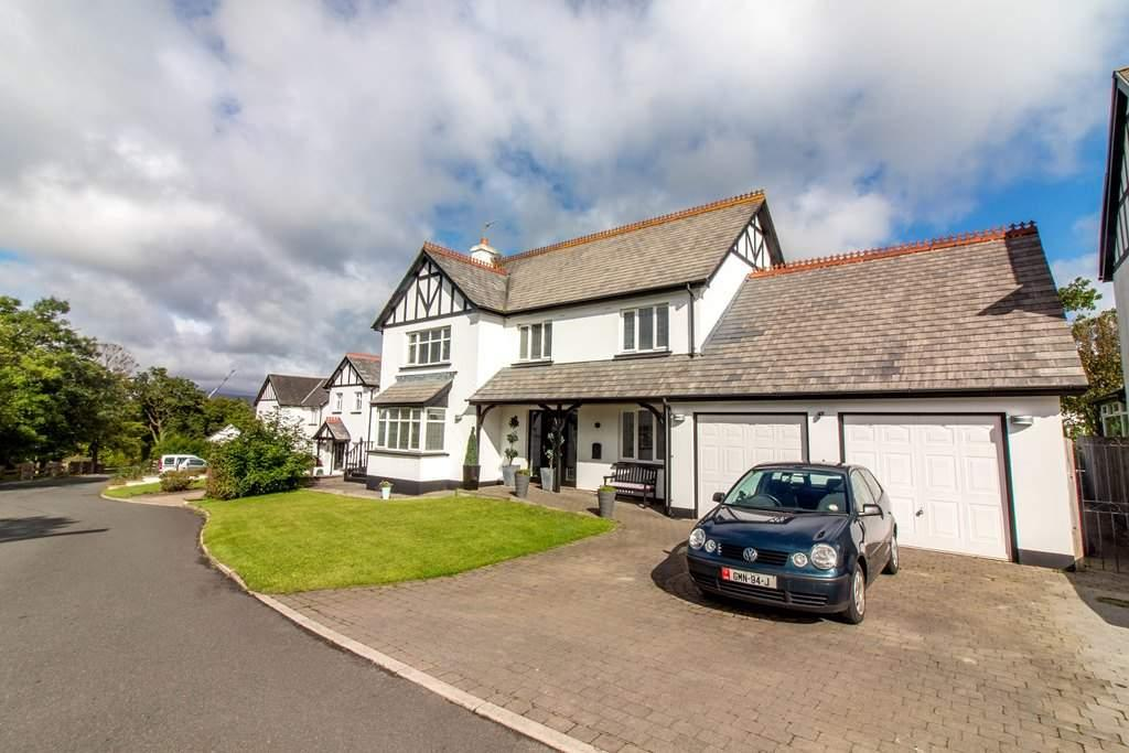 4 Bedrooms Detached House for sale in 124 Fairways Drive, Mount Murray, Braddan, IM4 2JB