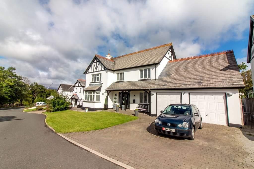 4 Bedrooms House for sale in 124 Fairways Drive, Mount Murray, Braddan, IM4 2JB