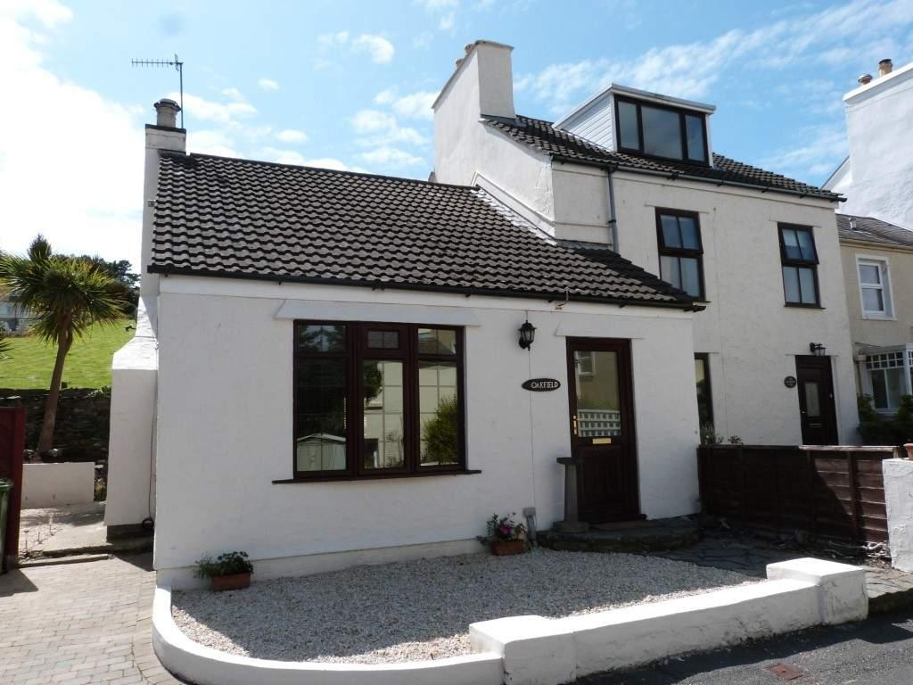 2 Bedrooms Semi Detached House for sale in Oakfield, St Mary's Road, Port Erin, IM9 6JG