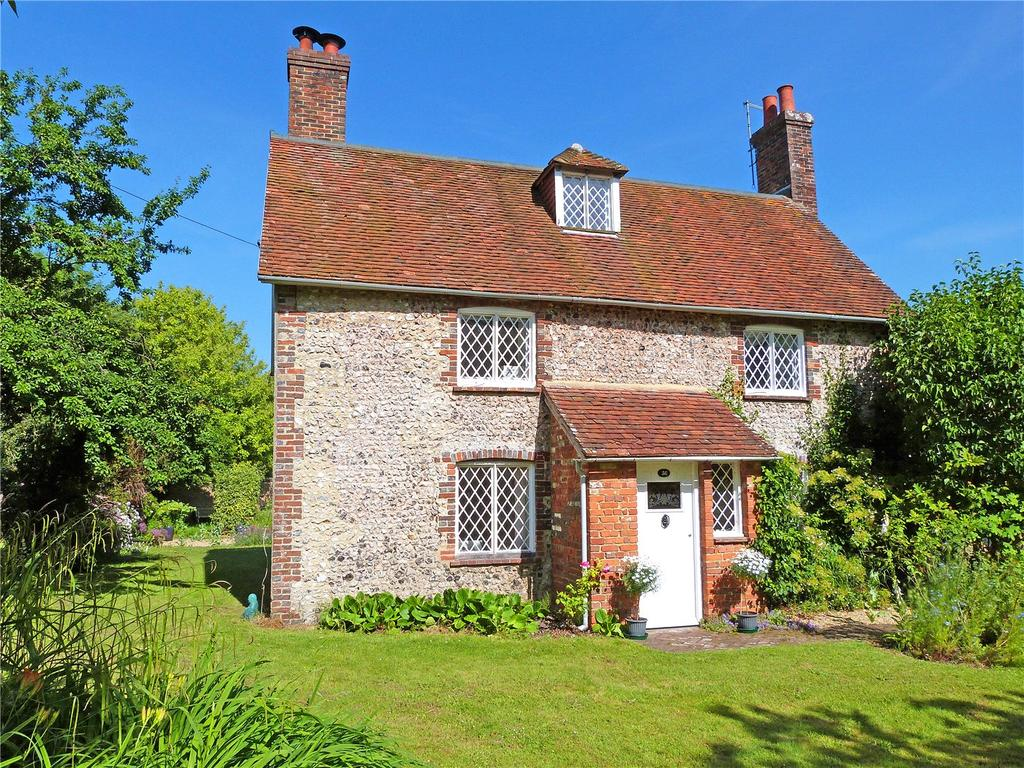 4 Bedrooms Detached House for sale in Crossways, Firle, Lewes, East Sussex, BN8