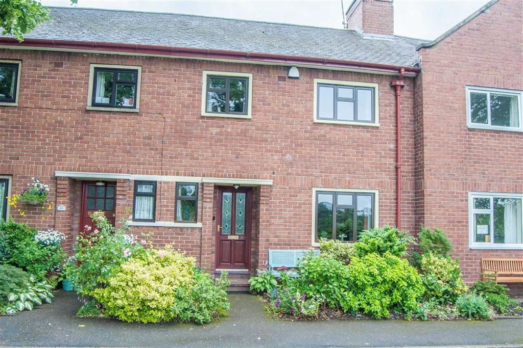 3 Bedrooms Terraced House for sale in Westminster Terrace, Handbridge, Chester, Chester