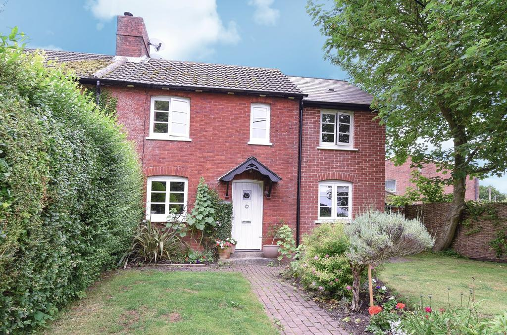 4 Bedrooms Semi Detached House for sale in Frogmore, East Meon, GU32