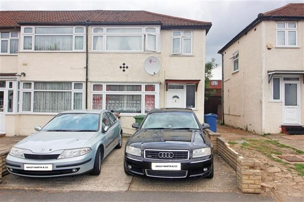 3 Bedrooms End Of Terrace House for sale in Landseer Close Edgware Harrow HA8