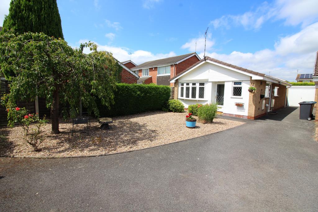 2 Bedrooms Detached Bungalow for sale in Welbeck Grove, Bingham NG13