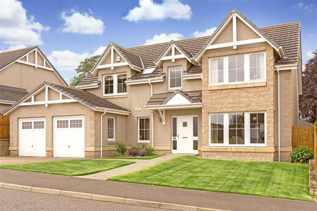 4 Bedrooms Detached House for sale in 3 Gowrie Way, St Madoes, PH2