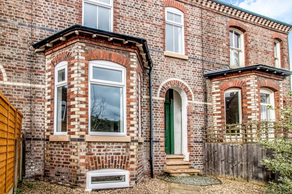 4 Bedrooms Terraced House for sale in Heath View, Altrincham
